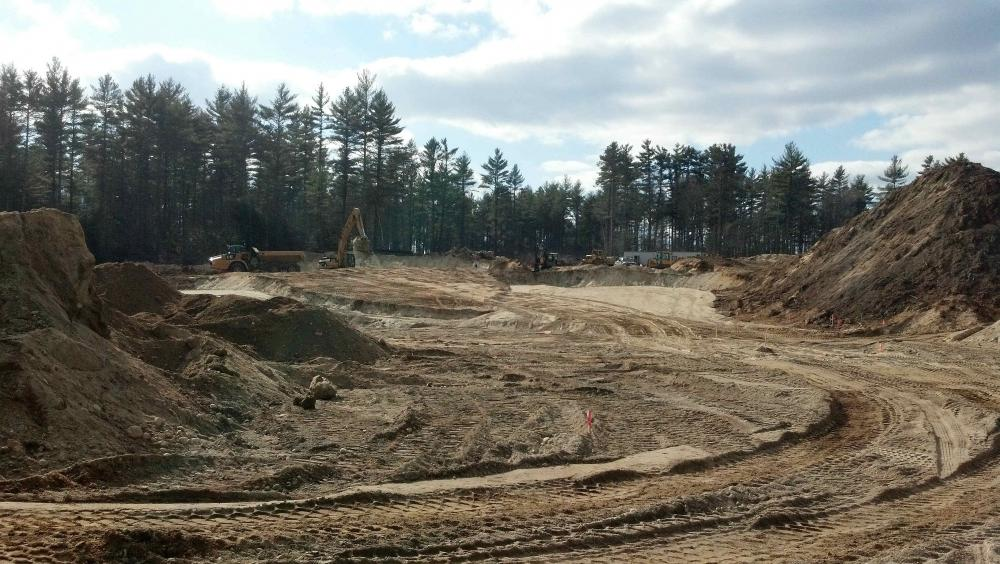 Road Development in NH