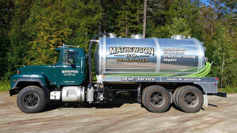 Sewer and Septic Systems in NH